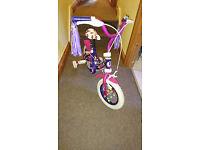 12 inch girl bike for sale