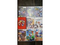 Wii Games Job Lot of 15 Games Lots of Mario