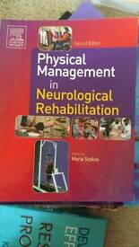 Physiotherapy textbooks