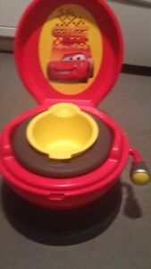 Lightning McQueen potty
