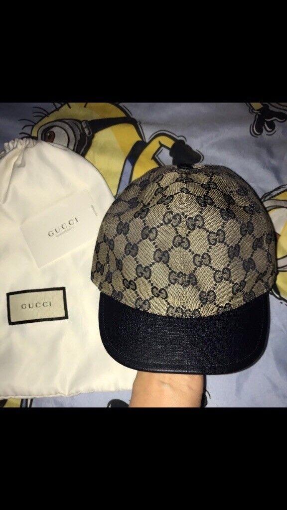 05197837367c8 Boys Gucci hat