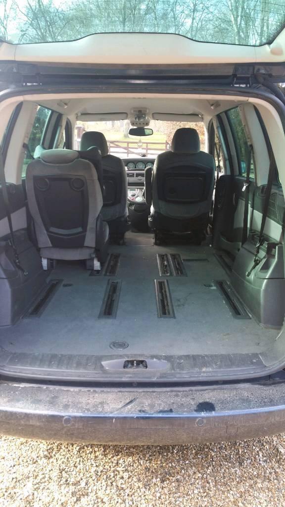 12 Seater Van >> Citroen C8 , 2.2hdi, 55 plate , 7 seater / van as seats come out. | in Wimborne, Dorset | Gumtree
