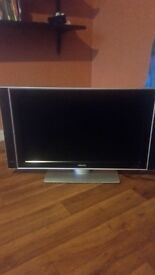 tv philips 34 inchs