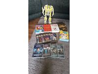 7 box sets plus Transformer movie in case