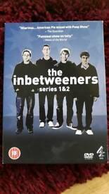 The inbetweeners dvd
