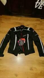 Brand new bike jacket.