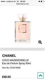 COCO CHANEL MADEMOISELLE perfume gift