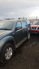 Nissan pathfinder window deflectors