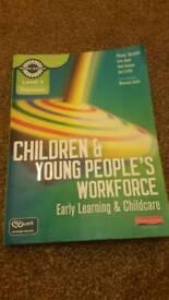 Childcare course book