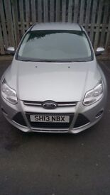 Ford Focus 1.6 TDCi ECOnetic 5dr free Road tax