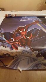 Kids spiderman wallpaper