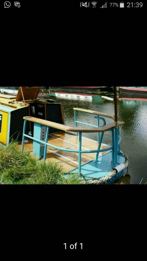 Narrowboat 45 ft upto 55ft
