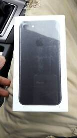 Iphone 7 32Gb brand new sealed Vodafone