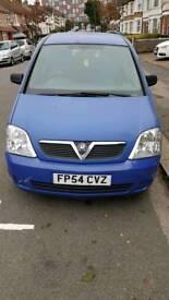 Vauxhall Meriva life (2004) 1.4 Blue