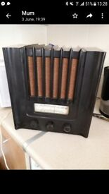 Murphy Radio Ltd, 1940 AD94 model, excellent condition