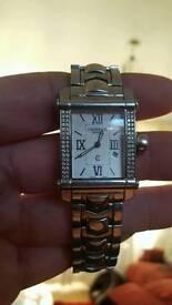 Charriol geneve ladies diamond watch