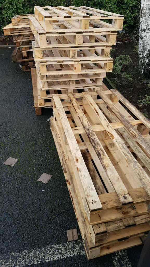 Free Wooden Pallets Fire Wood In Hockley West Midlands Gumtree