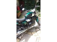 For Sale Triumph Legend tt 885
