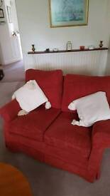 2 seater and 2 armchairs multi York top quality