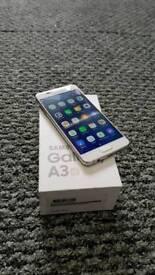 Samsung galaxy A3 2016 16GB unlocked!