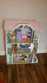 4ft dolls house