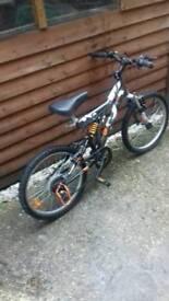 Child's bicycle
