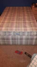 3/4 divan bed