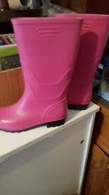 Wellies size 5