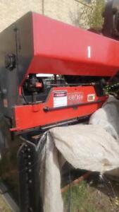 Reconditioned Chicago 30 Ton Mechanical Brake, Dreis & Krump MFG. Co. Model 56-A