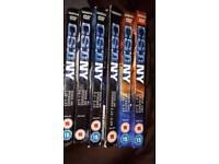 CSI NY dvds