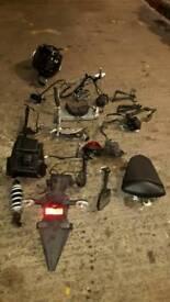 Yamaha YZF R3 R 3 R300 R320 parts joblot