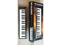 M-Audio Keystation Mini 32 USB Controller (Original Box and Great Condition)