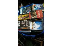 Bag of DVDS 120+ titles ****full list in ad****