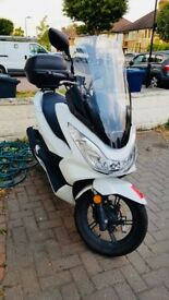 Motorbike very good, no falls, no theft, no scratches