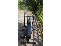 Cross trainer exercise machine for sale