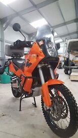 Ktm 950cc adventure with extras