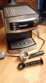 Italian Style Coffee Machine - Espresso, Cappuccino & Coffee Maker