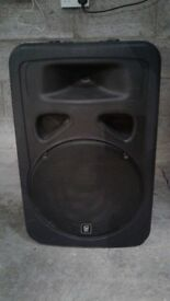 Qtx powered pa speaker 400w