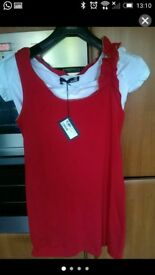 💯 authentic new moschino dress UK 12