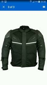 New bike jacket