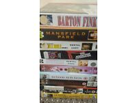 Good Home needed for VHS collection