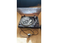 Two Kam ddx-580 direct drive turntables