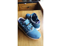 Adidas los angeles size 11 trainers