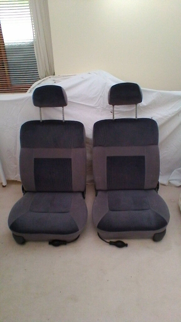 Ford Sierra Ghia front seats. Free - Free - Free