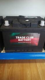 075 12v 60ah car battery
