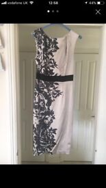 Beautiful size 8 Coast dress