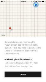 Adidas x Kanye West YEEZY Boost 350 V2 - Zebra
