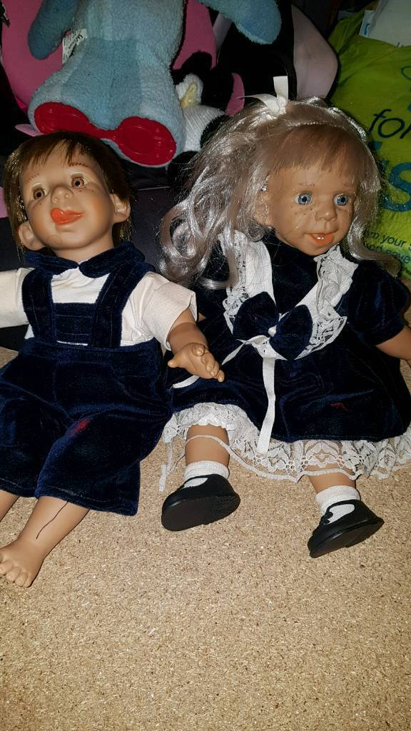 Set of dolls