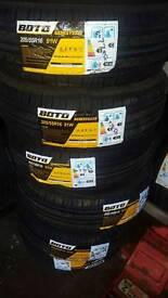 Popular tyre size around 205/55/16