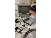 TV & Video combi and DVD player